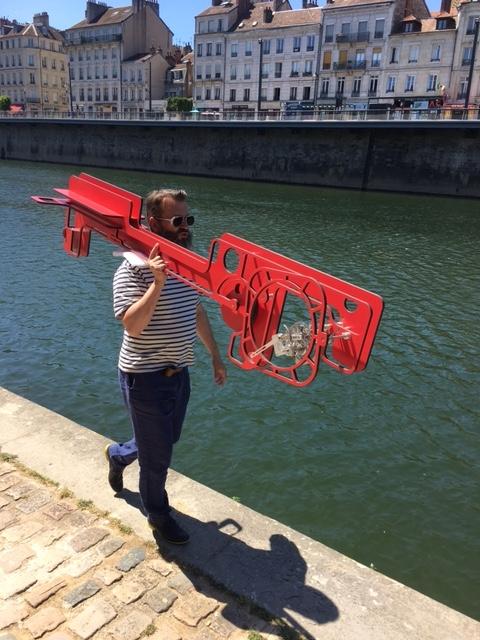 Freestyle in Besançon